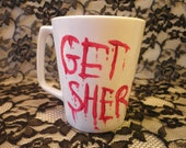 Get Sherlock Hand-Painted Mug for Kelly Crouse