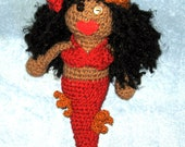 Crocheted Gypsy Mermaid