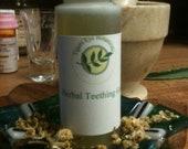 Herbal Teething Gel (100% Herbal--Benzocaine and Belladonna free)