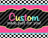 Custom Listing for Leslie