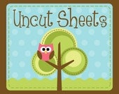 Embroidered Felt - UNCUT SHEETS - All SewCuteFelt Listings Available - Qnty of 4