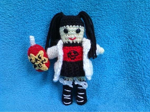 NCIS Abby Sciuto Inspired Doll
