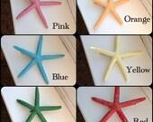 You Chose: Ariel the Little Mermaid starfish hair clip