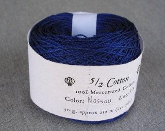 Nassau 5/2 Mercerized Cotton