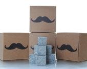 Groomsmen gift Whiskey Stones Gift Set by PolarStones - Set of 5 - Groomsmen gifts - Gift for groomsmen - best man gift - wedding party gift