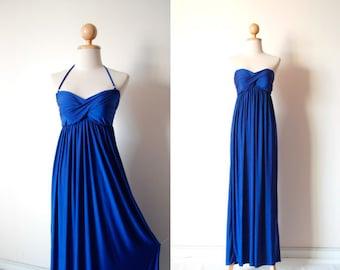 Prom Dress in Blue
