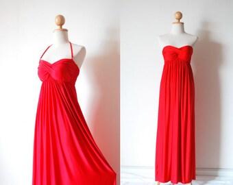 Bridesmaid Dresses, Red Bridesmaid Prom Dress, Bridesmaid Dresses, Prom Dresses