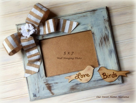 Love Bird Picture Frames Love Birds Picture Frame