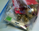 holiday bells crafting supplies