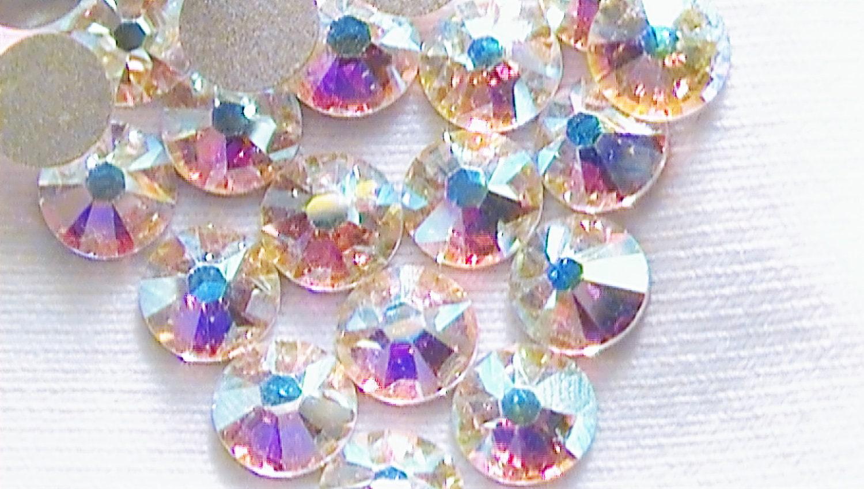crystal ab 20ss 2058 swarovski elements by rhinestonesetc