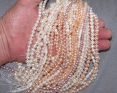 15 Strand Lot Freshwater Pearls