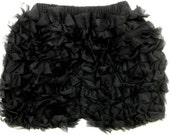 Ruffled Petti Shorts