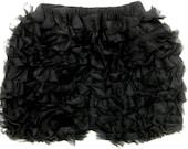 Ruffled Petti Shorts