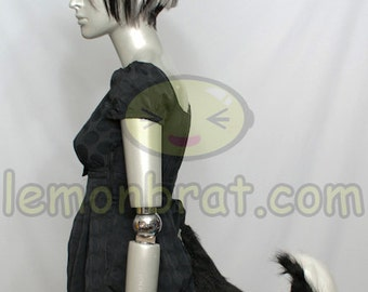 Deluxe Husky or Wolf Tail and Ears Cosplay