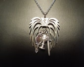 The Mortal Instruments Inspired - Nephilim Pendant