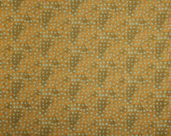 Marcia Derse - Petites Collection - Robins Egg Polka Dots - 1/2 yard cotton quilt fabric 516
