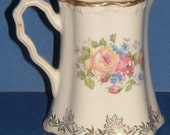 Crooksville China Co No 845 Pattern Creamer 9117 Made in the USA
