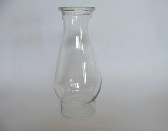 glass beaded chimney oil lamp light shade oil by. Black Bedroom Furniture Sets. Home Design Ideas