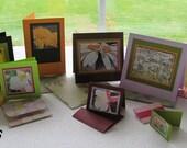 Instant Wall Art, Miniature Wall Art, Photo Notecard Set, Nature Photography, Garden Art, Flower Photography, Blank notecards, photocards