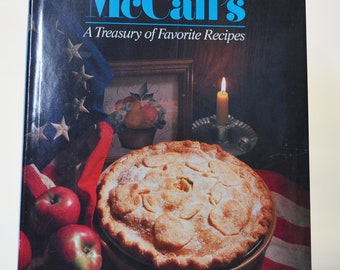 Vintage McCall's Cookbook - The Best of McCalls - 1980s