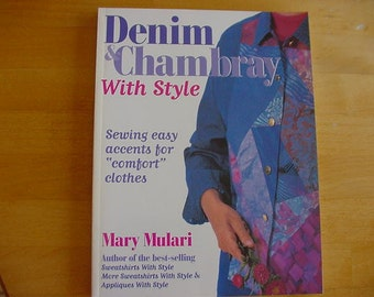 2000  Denim & Chambray With Style, Mary Mulari
