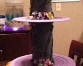 Tangled/Rapunzel Cupcake Tower