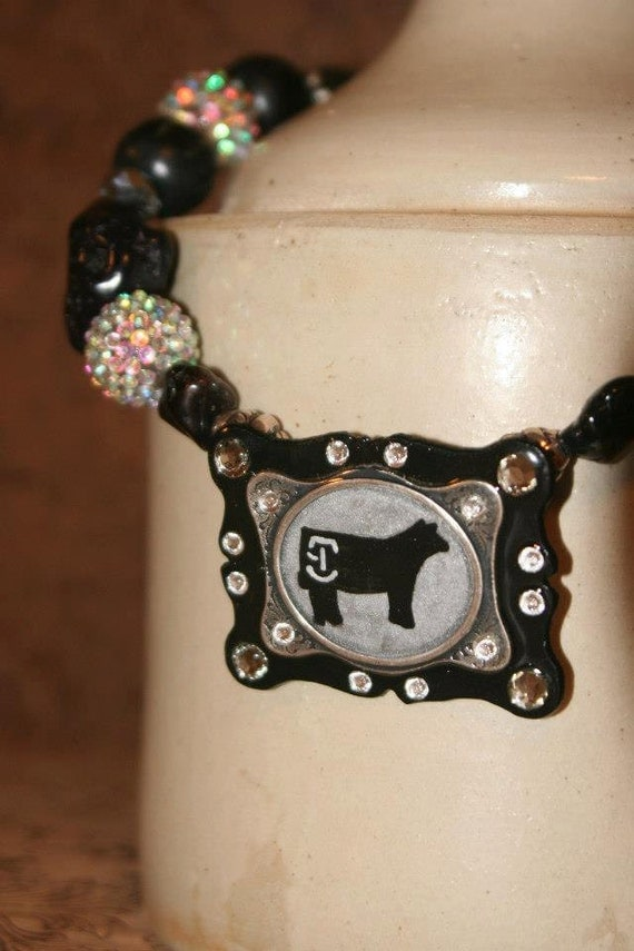 Custom Made Necklace Double Buckle Design Your Breed-Your Brand