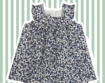 Girl's Liberty Print Blouse/ Shirt