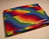 Rainbow Duck Tape Bi-Fold Wallet