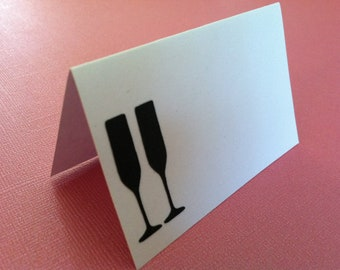wedding place cards, showers, weddings