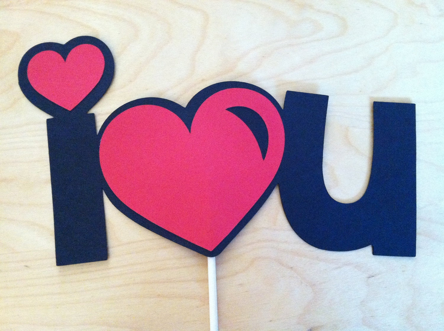 Learn how to make your own photo booth stick