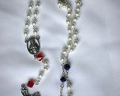 Red, White and Blue Rosary