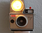 Vintage Camera Nightlight - Ansco Cadet II