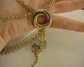 Algerian Love Knot-Vesper Lynd Inspired Necklace (from Casino Royale)