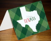 Texas Pride Holiday Cards