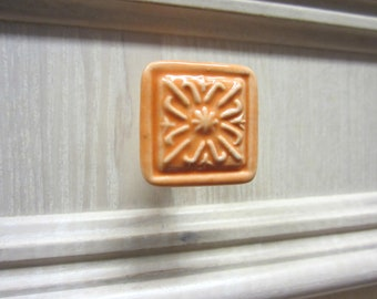 Moroccan Tile Knob - SALE