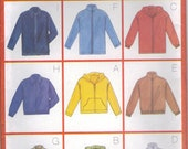 Butterick Sewing Pattern 5765 - Misses' Jackets (8-12, 14-18, 20-24)