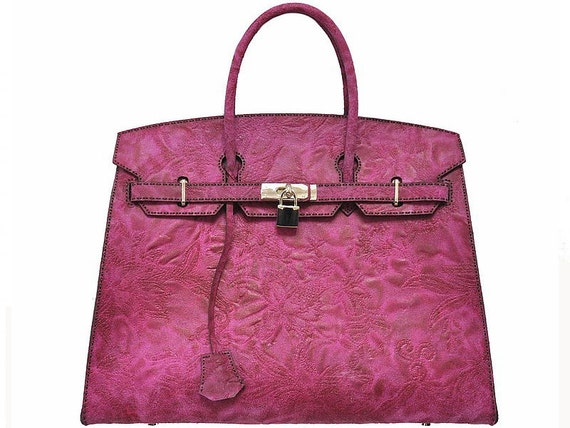 "PP Handmade leather bag for women ""Ibiza 4"""