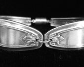 Antique Ambassador silver plated Spoon  Bracelet