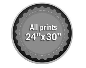 Any print - 24x30