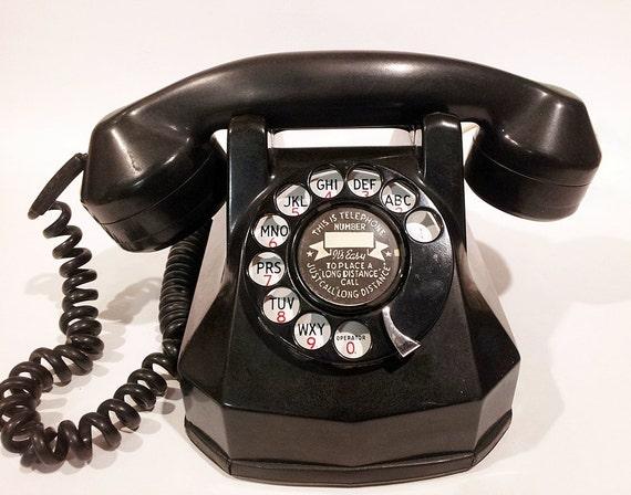 Monophone Rotary Phone 1941