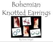 TUTORIAL Bohemian Knotted Earrings