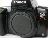 Canon eos Laser Drilled Pinhole Lens Body cap camera Photography T4i ef 7d 60d 50d 600d 550d 500d 1100d lomo