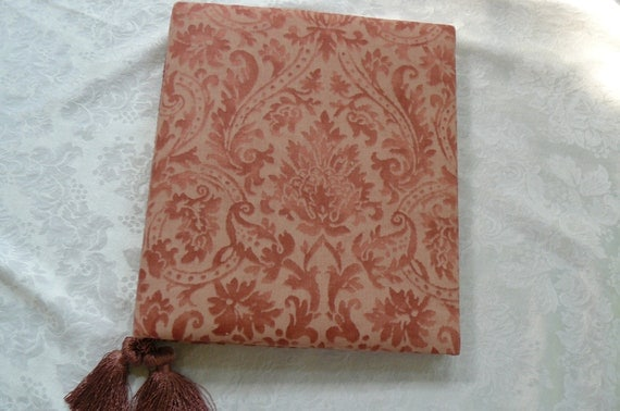 Custom Order For Anita Paris Fabric Memory Album