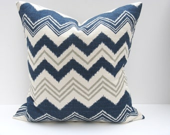 Pillow - Throw pillow Covers - Decorative Pillow - Blue Gray Pillow - Pillows - throw pillows - Accent Pillow - Toss Pillow - Cushion Cover