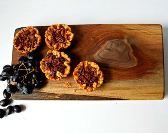 Black Walnut Cutting Board, all natural heirloom gift from sustainably harvested wood