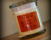 Scented Soy Candle-Pumpkin Souffle