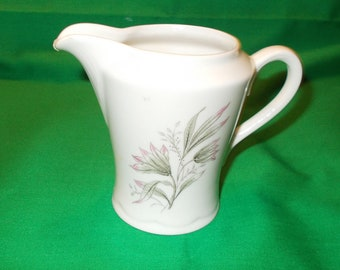 One 8 oz. Porcelain creamer from Jaeger of Bavaria