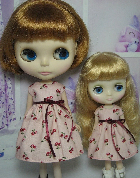 Dresses for Blythe and Middie Blythe