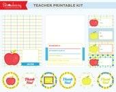 DIY Teacher Gift Printable